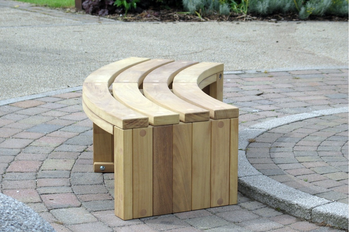 s7501 - rochford curved bench