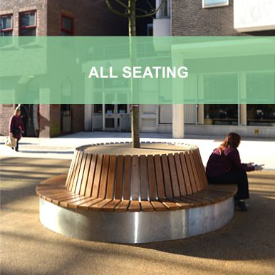 Seating by Street Design