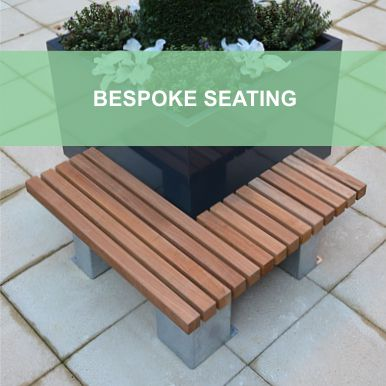 Bespoke Seating from Street Design